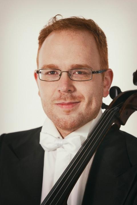 Retrato violonchelista