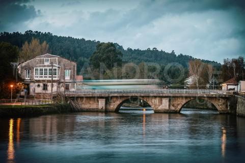 """Arriva"" del puente"